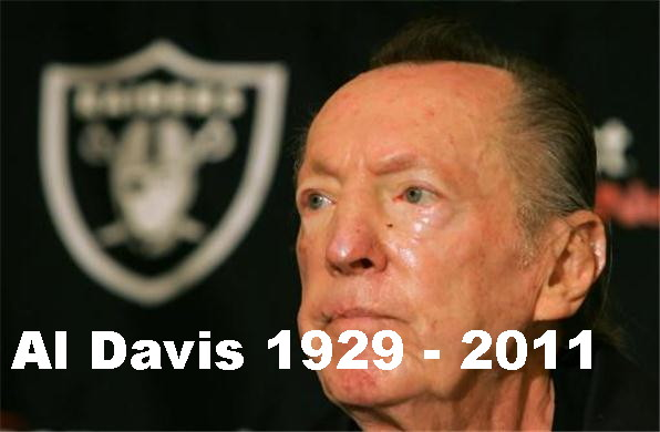 Al Davis And The Nfl Passing Game City Brights Zennie