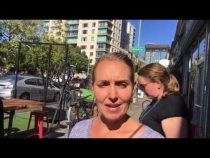 Amy Hilliard Of Farley's East – Oakland Cafe At 33 Grand Avenue – Vlog