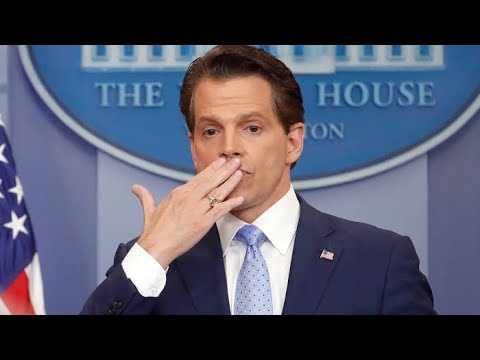 Anthony Scaramucci Fired By Donald Trump After 11 Days As Communications Director