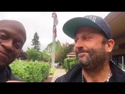 Michael Raider Nation Interview At Oakland Raiders Training Camp – Vlog