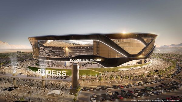 Oakland Raiders Will Sign Two Non Relocation Agreements For Las Vegas NFL Stadium