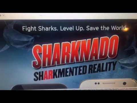 SYFY's Sharknado An App Game On Google Play, Apple App Store – Vlog
