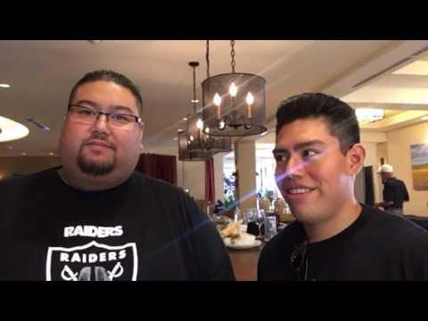 Zennie62 Fans At Oakland Raiders Training Camp – Vlog