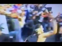 At Charlottesville White Nationalist Man Goes After White Woman, Who Fights Back – Vlog