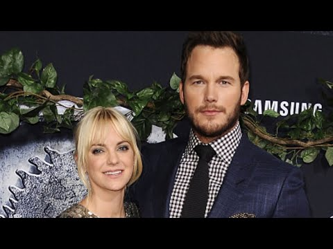 Chris Pratt And Anna Faris Use Facebook To Announce Separation, Then Ask For Privacy