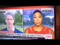 Kenneth Cuccinelli Tells Symone Sanders, Black Woman To Shut Up On CNN Over White Supremacist Issue – Vlog