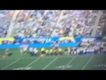 LA Chargers Playing Seattle Seahawks In Half Empty Stadium For First Game – Vlog