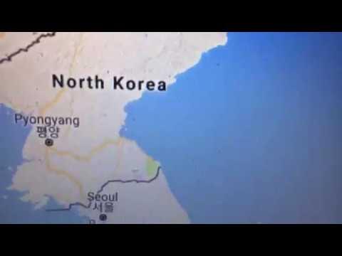 North Korea Fires Ballistic Missile Into Sea Of Japan – Again – Vlog