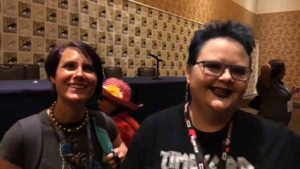 Star Trek Discovery End Of Panel Review At San Diego Comic Con 2017 – Vlog