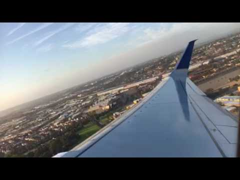 United Airlines B737 800 San Diego To SFO Takeoff – Vlog