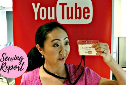 YouTube Creator Day Atlanta 2017 – What Was It Like??? | LIVE SHOW | SEWING REPORT