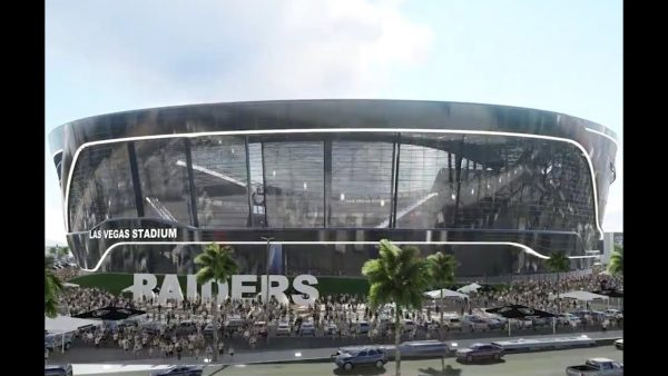 FAA Determination Clears Oakland Raiders Las Vegas NFL Stadium After October 15, 2017 – Vlog