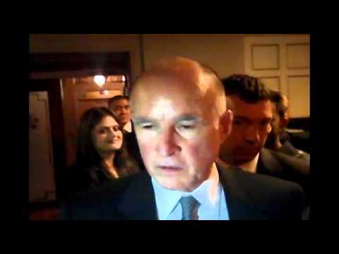 Jerry Brown Upset With Zennie Abraham Over Arnie Fields Interview