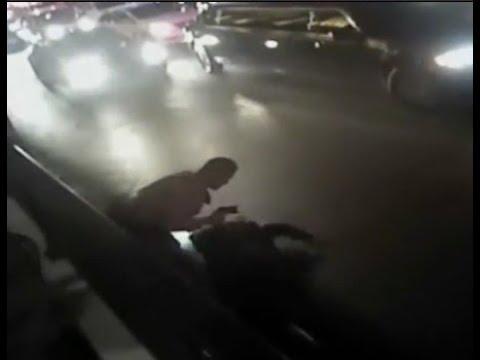 Michael Bennett Las Vegas Video Shows LVPD Officer Pulled Gun