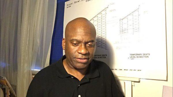 Michael Silver Of NFL Network Interview On Oakland Raiders Derek Carr With Zennie Abraham – Vlog