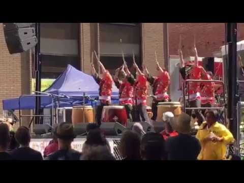 Queer Tyco Drum Group At Oakland Pride 2017