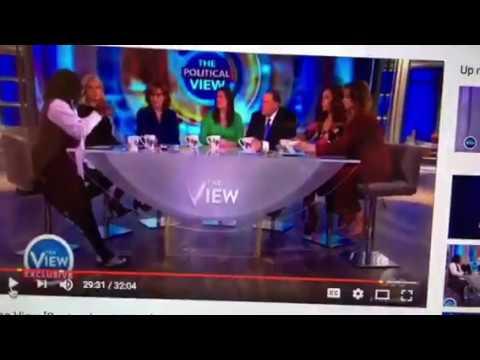 Sarah Huckabee Sanders, Mike Huckabee On The View Talk Donald Trump And DACA