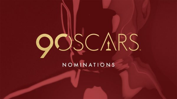 90th Oscars Nominations Announcement Livestream Tuesday, January 23, 2018